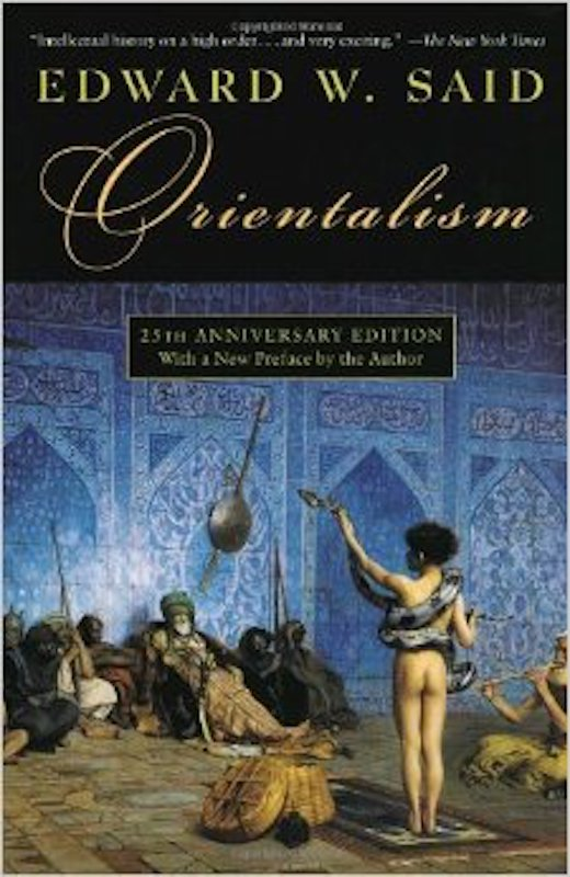 Orientalism from- goodreads.com
