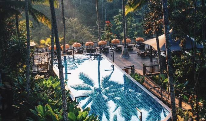 Capella Ubud Resort, Bali