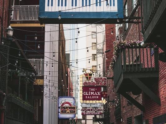 Printer's Alley, Nashville