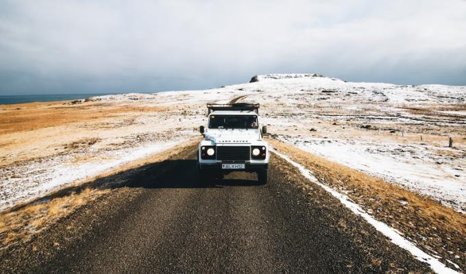 Road trip, iceland