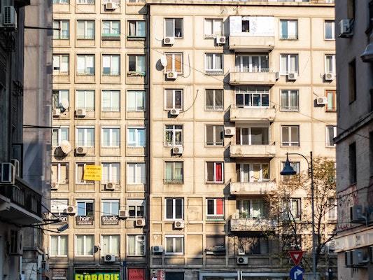 Bucharest Apartments Street