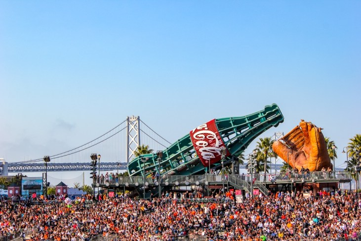 SF Giants, San Francisco, California