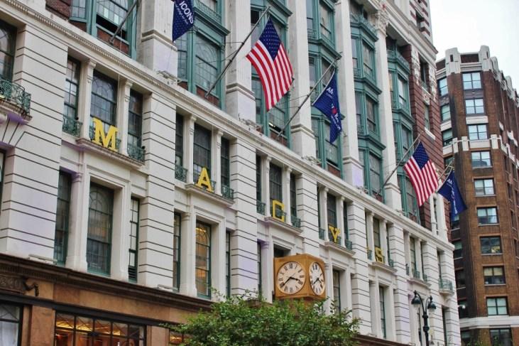 Macy's Store New York City NYC JetSettingFools.com