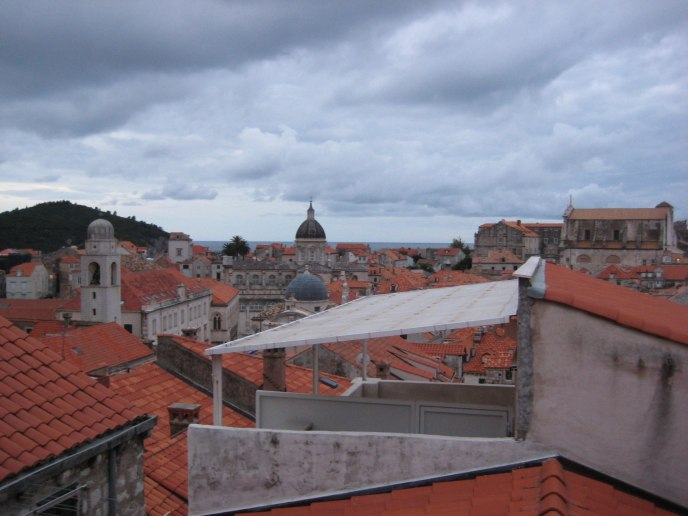 Dubrovnik Croatia View