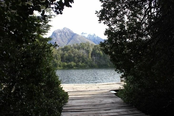 Llao Llao park walkway, Bariloche, Argentina