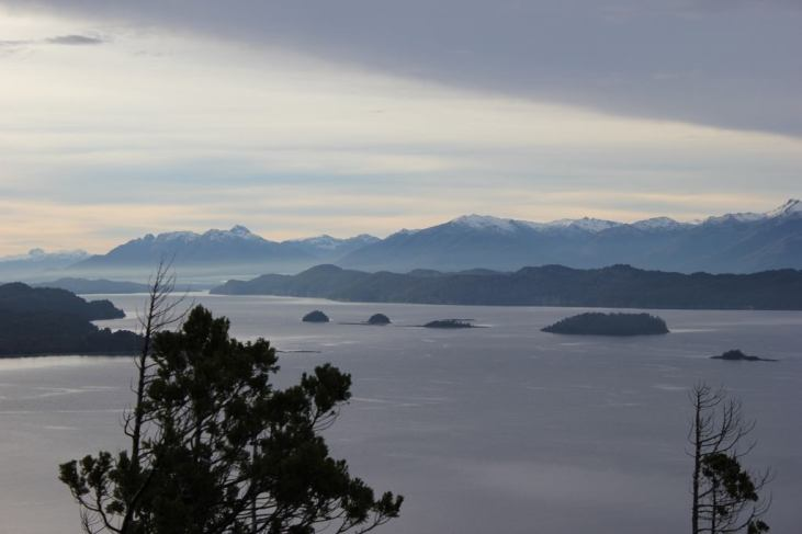 Amazing Viewpoint Beach at Villa Tacul, Bariloche, Argentina