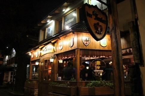 Der Tiroler Craft Beer Bariloche, Argentina