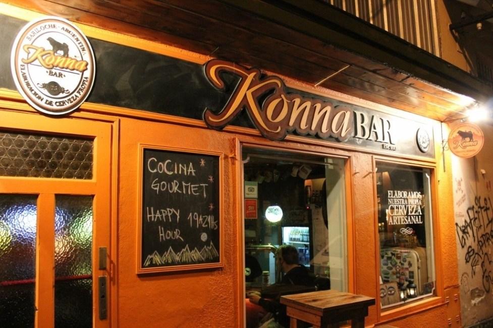 Konna Craft Beer Bariloche, Argentina