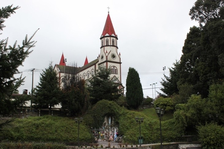 Must Visit Church and Grotto, Puerto Varas, Chile