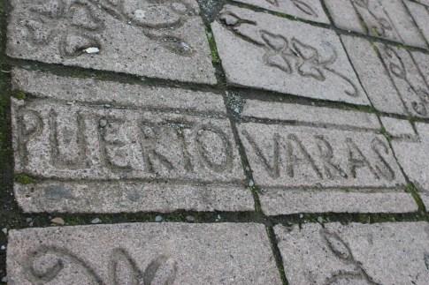Puerto Varas bricks