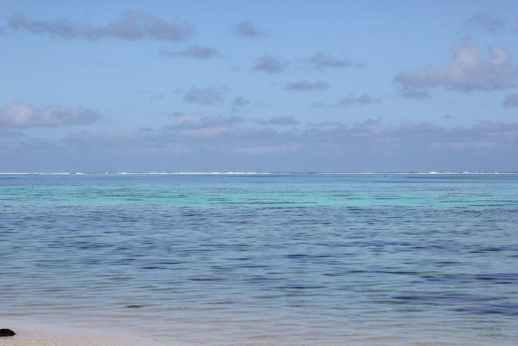 Beaches on Moorea French Polynesia