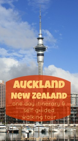 One Day Auckland Itinerary JetSetting Fools