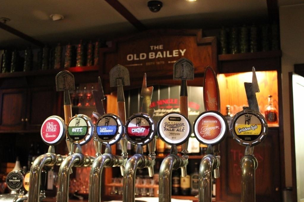 Craft Beer Bars Wellington NZ