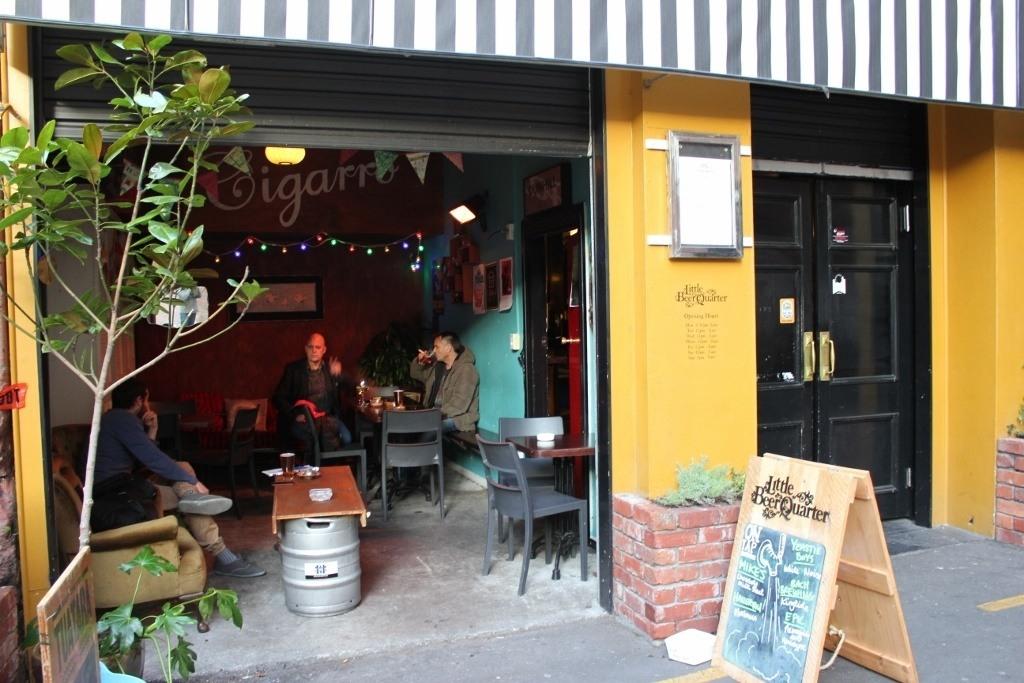 Little Beer Quarter, Wellington, NZ