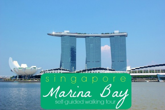 Singapore Marina Bay Self-Guided Walking Tour
