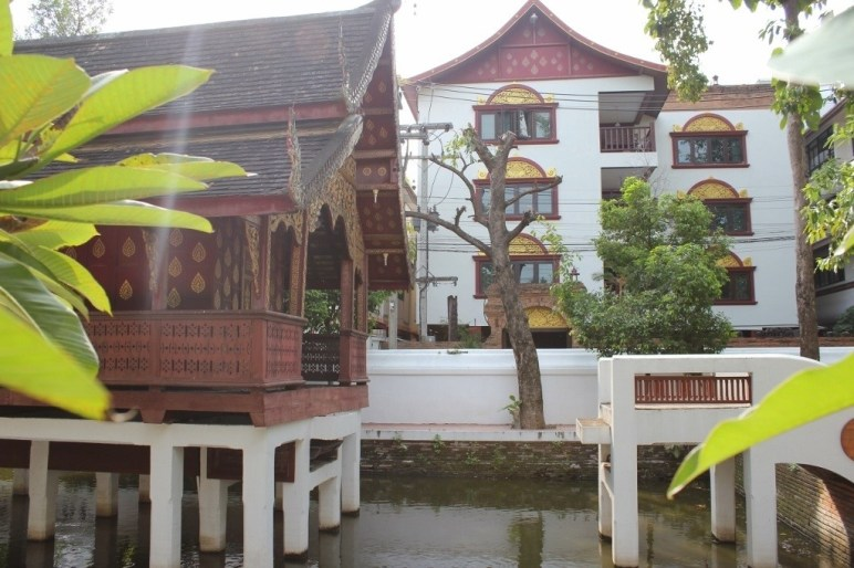 Wat Chiang Man is a temple in Chiang Mai