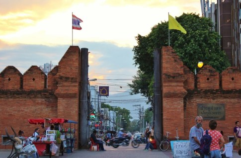 Chiang Mai East Gate