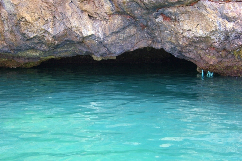 Koh Mook Snorkeling in Emerald Cave on 4 Island Tour from Koh Lanta, Thailand