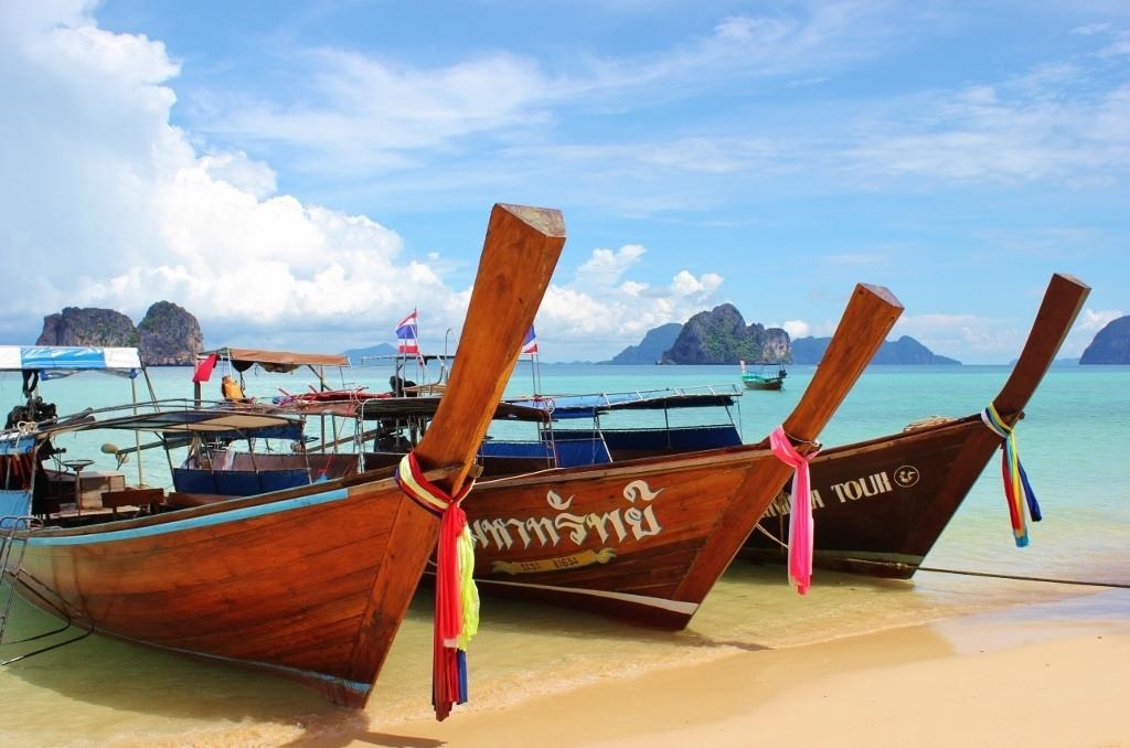 Four Island Tour from Koh Lanta Thailand JetSetting Fools