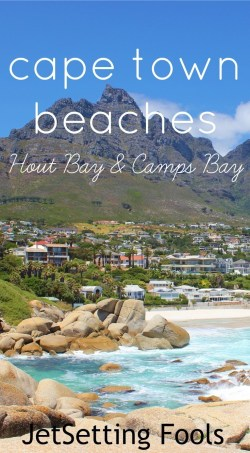 Cape Town Beaches Hout Bay and Camps Bay South Africa JetSetting Fools