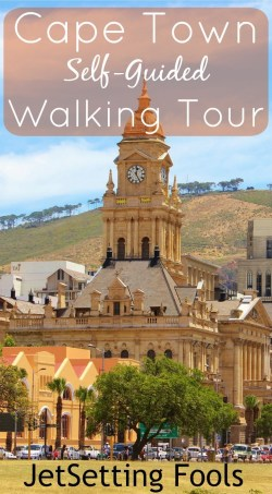 Cape Town Self-Guided Walking Tour South Africa JetSetting Fools
