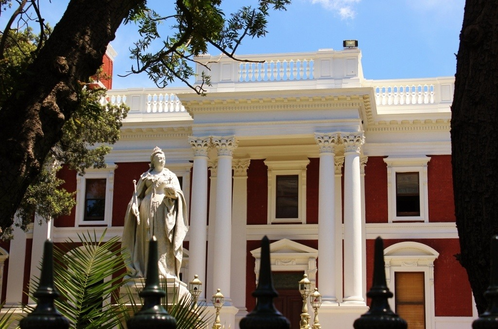 Parliament, Cape Town, South Africa