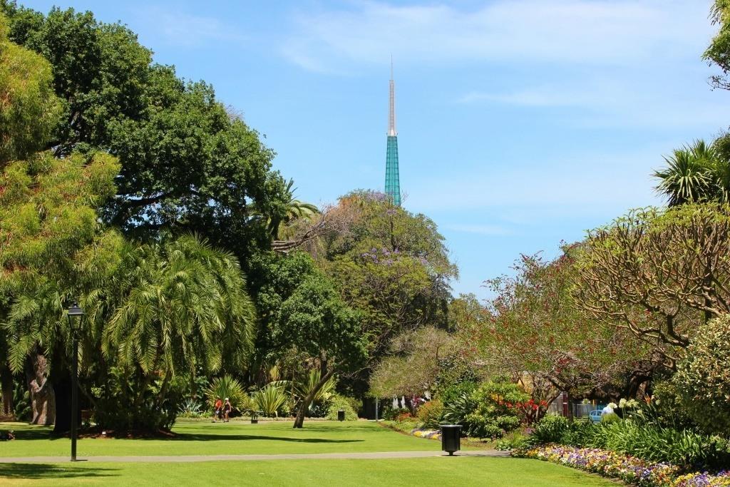 Walking Tour of Perth, Australia
