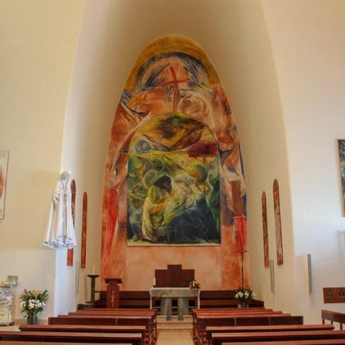 Cristo Rei Church in Lisbon, Portugal