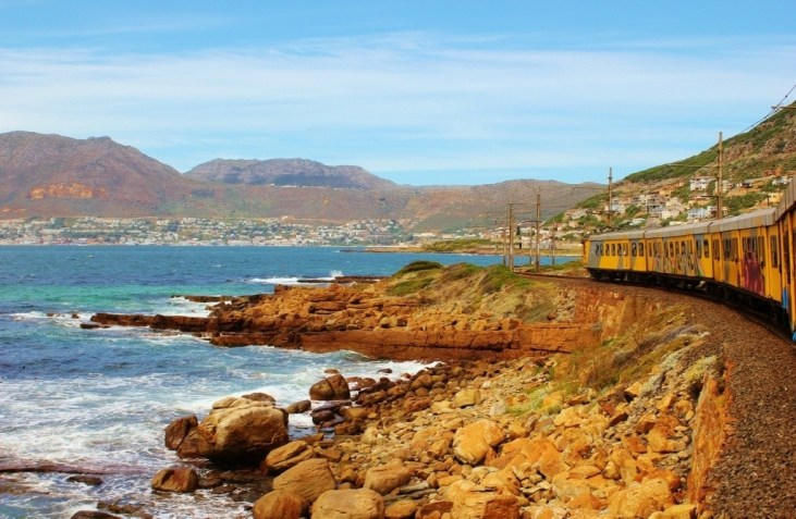 Metrorail Southern Line from Cape Town to Simon's Town