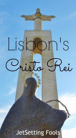 LIsbon's Cristo Rei JetSetting Fools