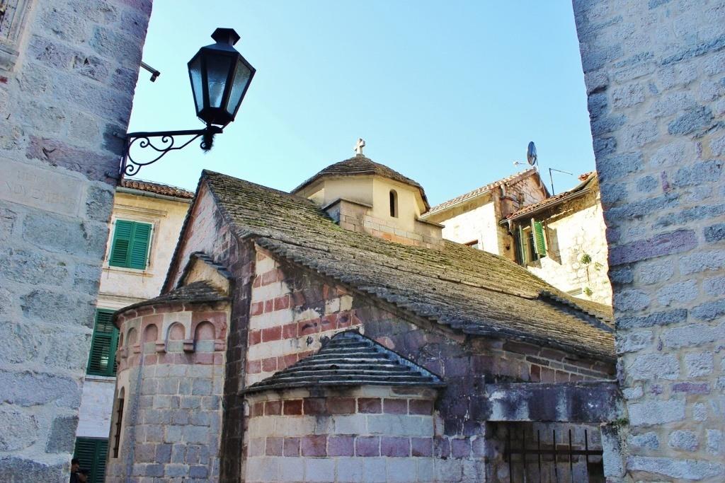 Visiting the Kotor Montenegro Churches