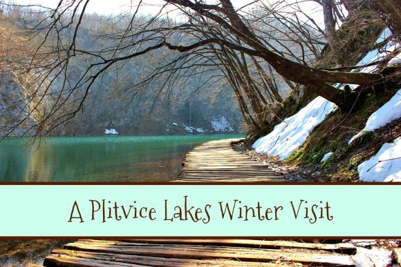 A Plitvice lakes Winter Visit by JetSettingFools.com