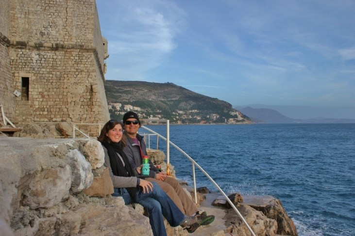 Dubrovnik on a budget: Budget Buza BYOB