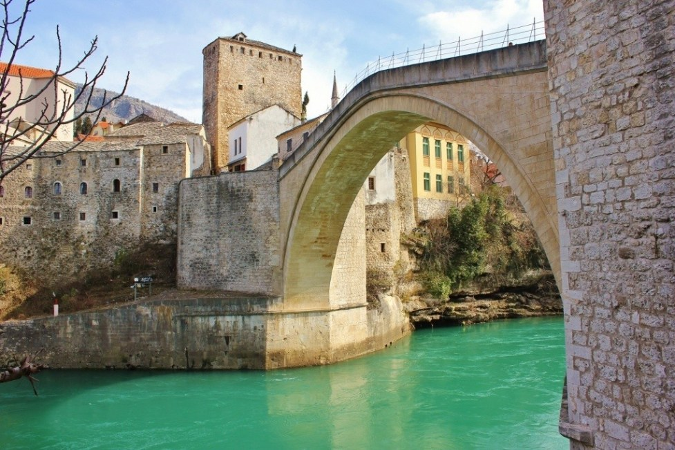 Introduction to Mostar: The Old Bridge