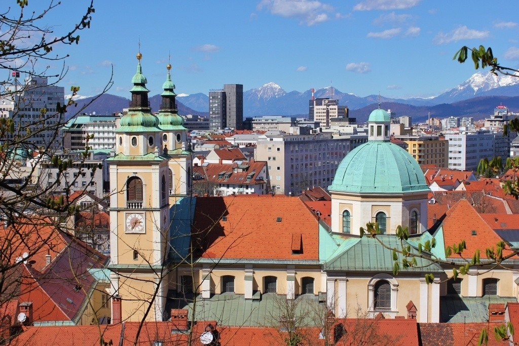 What to see in Ljubljana: The Cathedral