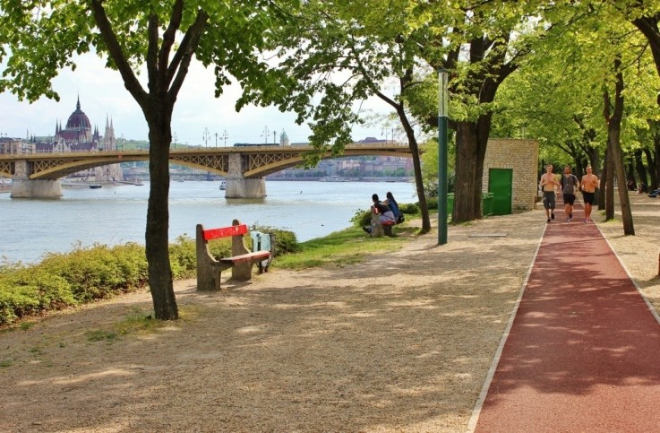 Budapest Hungary Green Spaces & Parks