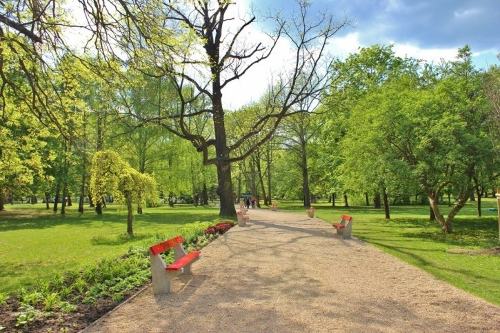 Budapest on a tight budget: There are several parks in Budapest, including Margaret Island.