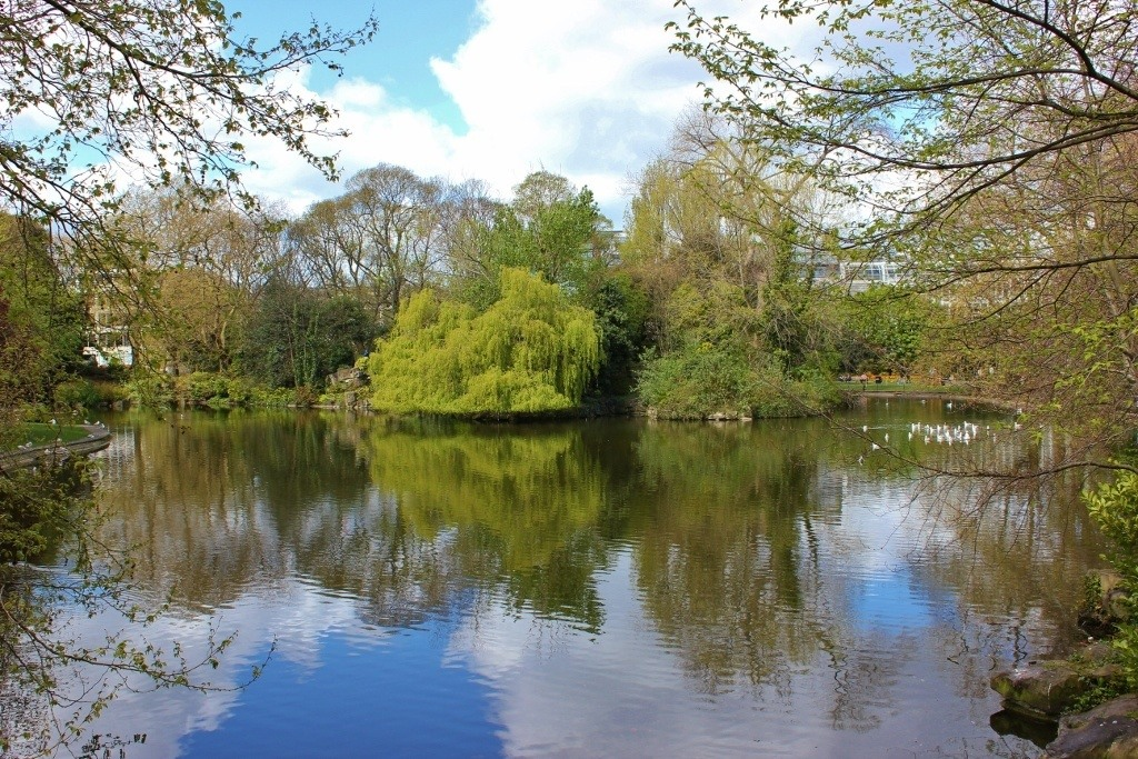 Dublin, Ireland self-guided walking tour: St. Stephen's Green