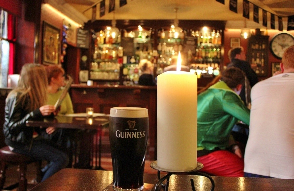Dublin, Ireland Sunday Session require a pint (or two) of Guinness!