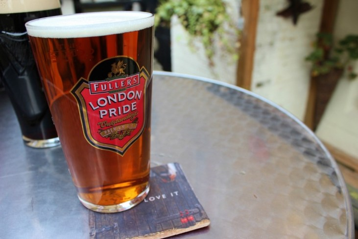 Classic London Pride Beer