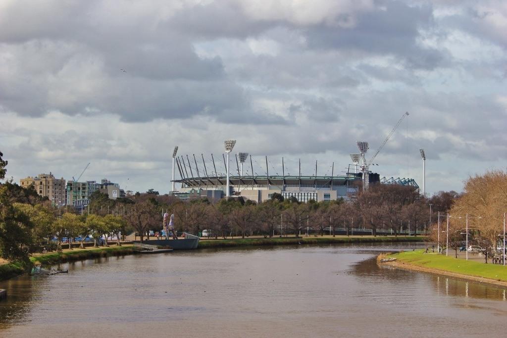 MCG Melbourne, Australia