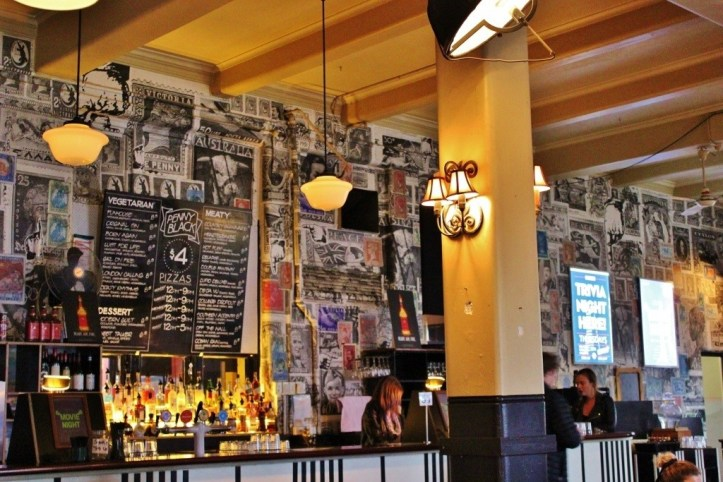 Sydney Road pub crawl in Brunswick: Bar 2; The Penny Black