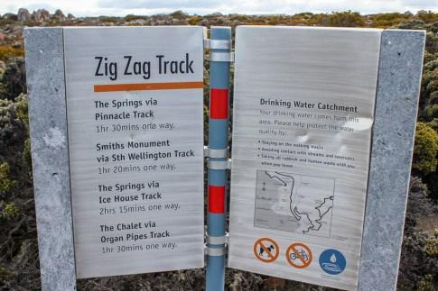 Zig Zag Track, Hobart, Tasmania, Australia