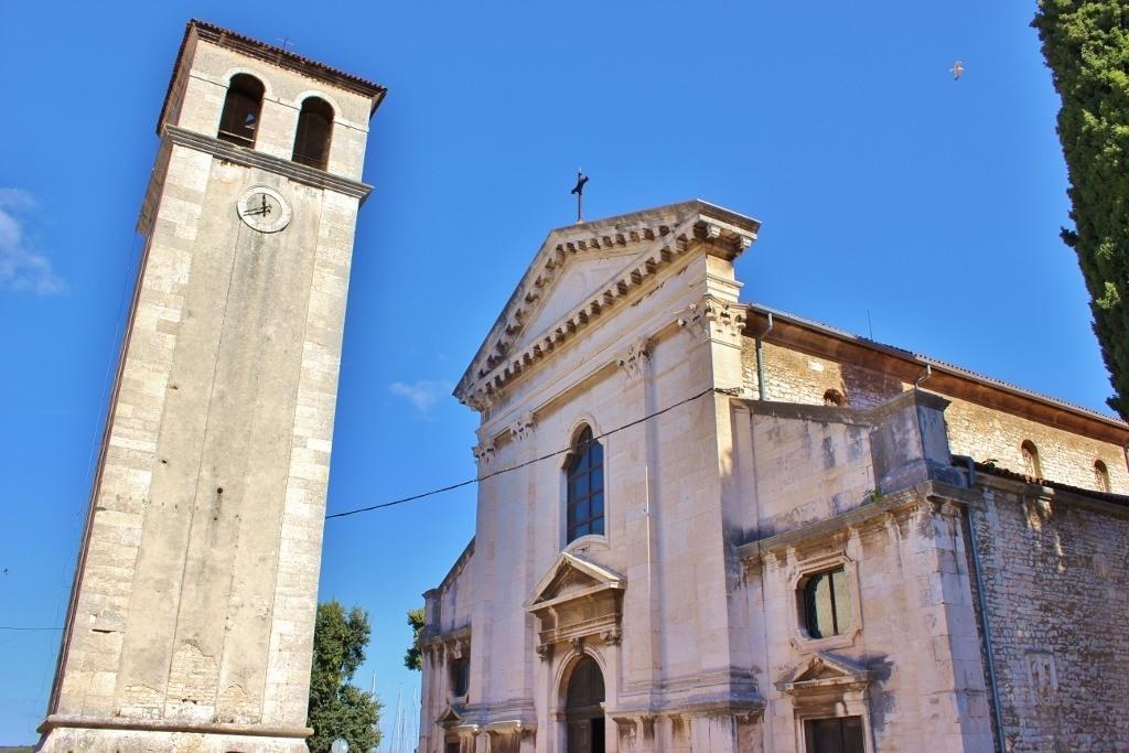 Pula, Croatia Bell tower