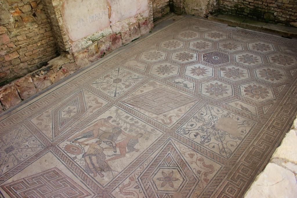Ancient Ruins, Pula, Croatia