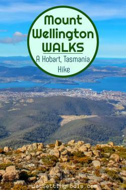 Mount Wellington Walks A Hobart, Tasmania Hike by JetSettingFools.com
