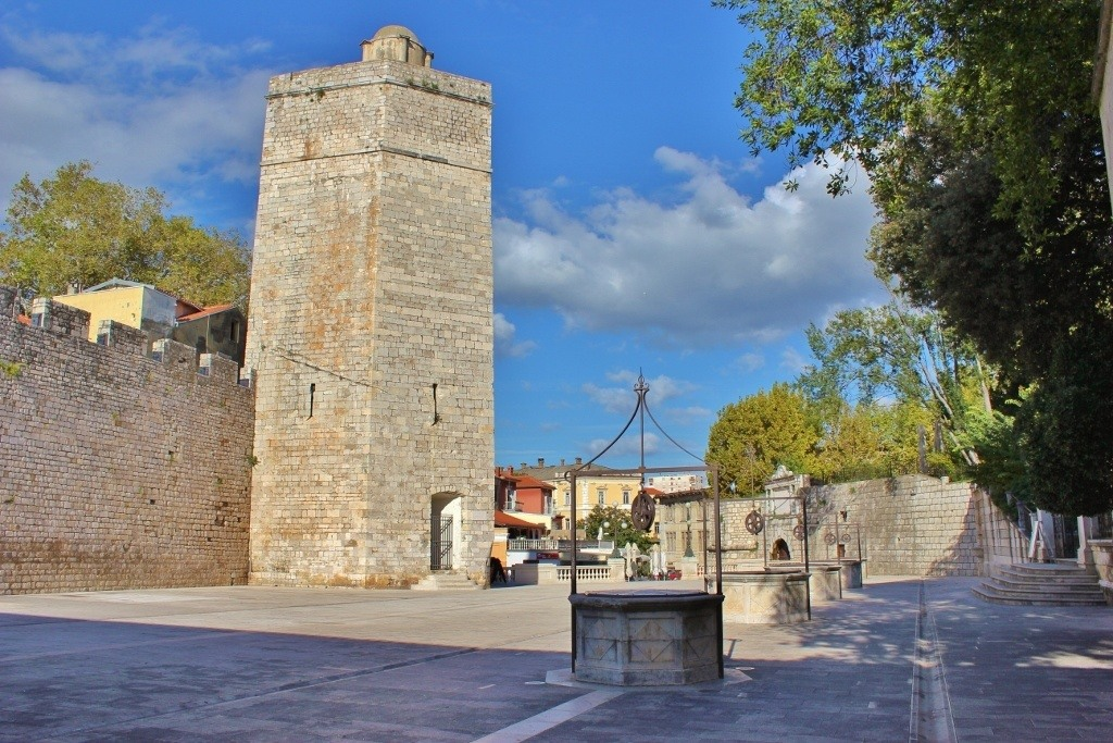 Zadar, Croatia walking tour
