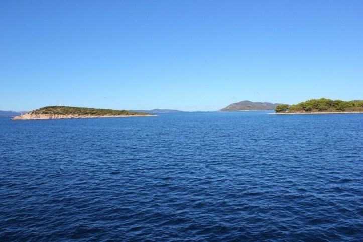 Islands of the Zadar Archipelago in Croatia