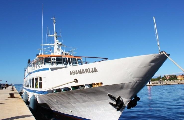 Boat Trips From Zadar, Croatia