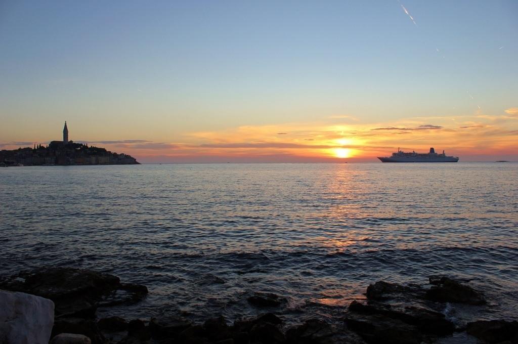 Rovinj, Croatia best sunset spots